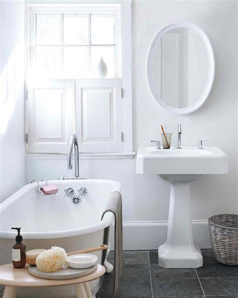 bathroom  martha stewart