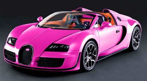 Sports Car by Vitesse Sports Car Bugatti Fast Pink Vehicles