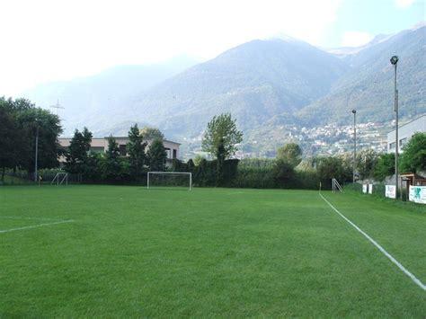 Illuminazione Co Da Calcio Co Sportivo Comunale Caiolo Caiolo So Valtellina