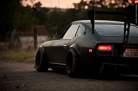 Ls6-powered 1974 Datsun 260z