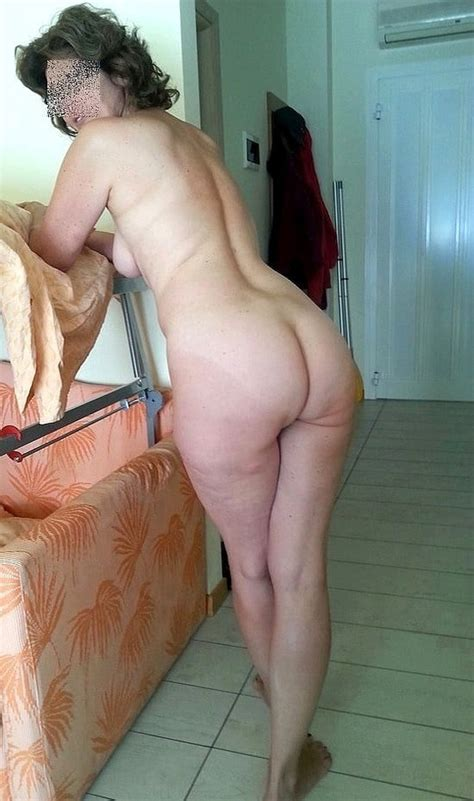 Milf With Saggy Tits Big Ass And Hairy Cunt 44 Pics
