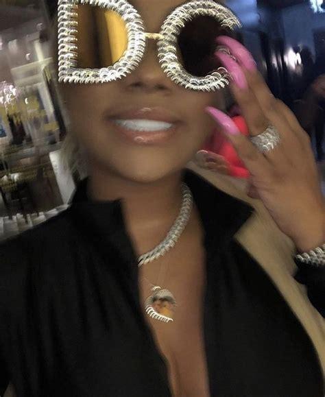 Biigbanz Black Girl Aesthetic Glasses Fashion Cute