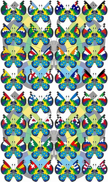 Vivillon Pattern Cup 1500px Fifa Pocketmonsters Pokemon