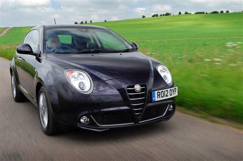 First Drive Review Alfa Romeo Mito Twinair Autocar