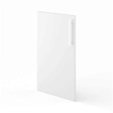 porte de cuisine porte de cuisine blanc f40 délice l40 x h70 cm leroy merlin