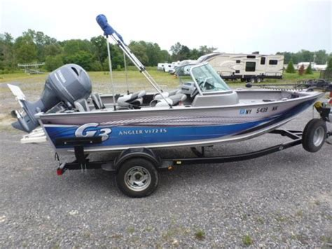 G3 Boats For Sale by Used G3 Boats Aluminum Fish Boats For Sale Boats