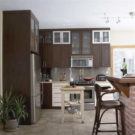 cuisine deux couleurs cuisine deux couleurs armoires de cuisine blanches avec