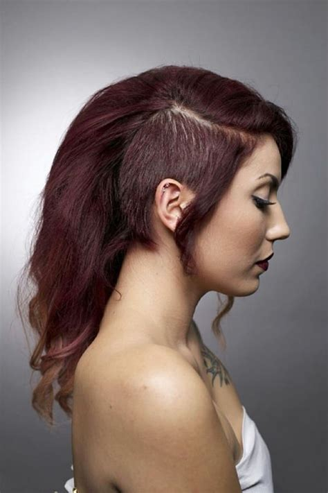 awesome womens undercut styles   blow