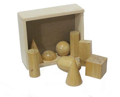 Puzzle Kayu Persegi Binatang Hutan balok bangun geometri mainan kayu