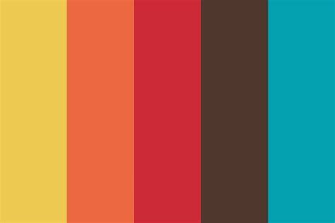color pallete 36 beautiful color palettes for your next design project