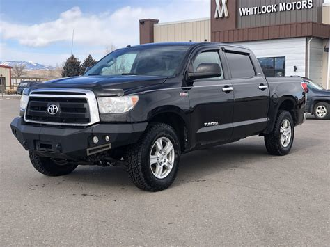 Abusive use may result in bodily harm or vehicle damage. Whitlock Motors :: Whitlock Motors - 2011 Toyota Tundra ...