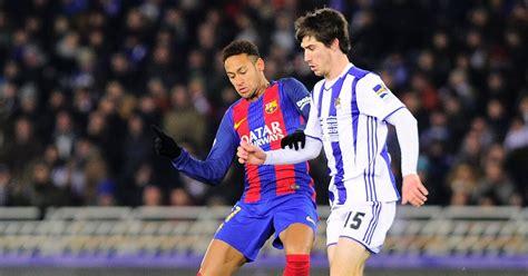 Real Sociedad 0-1 Barcelona RECAP: Neymar's penalty gives ...