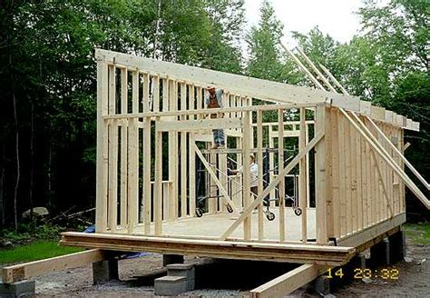 shed style how to build a shed roof building shed roof rafters my