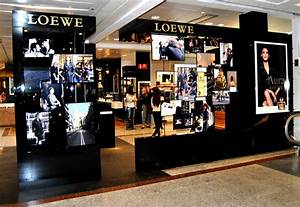 Loewe pop-up promotion at Sephora by Punto Consulting
