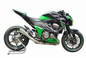 Kawasaki Z800 Prix : silencieux hp corse hydroform pour kawasaki z800 le site suisse de l 39 information moto ~ Maxctalentgroup.com Avis de Voitures