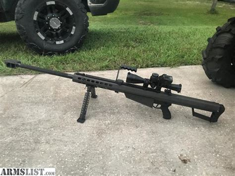 50 Bmg Price by Armslist For Sale Barrett 82a1 50 Bmg