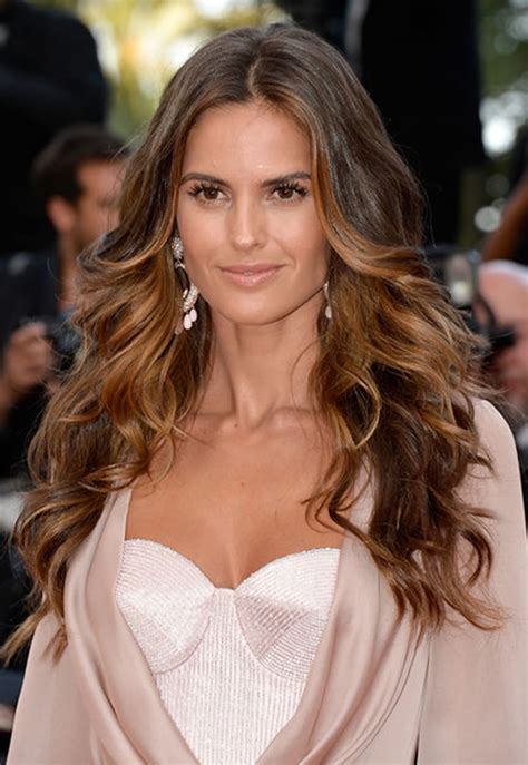 trendy  long hairstyles  hair color ideas
