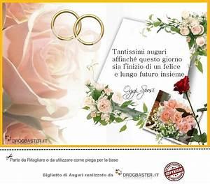 Biglietto Matrimonio Da Stampare Gratis
