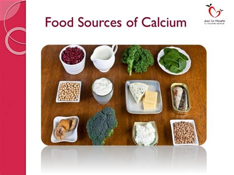 calcium and vitamin d need for an hour ppt