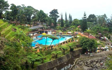 tempat wisata  jawa tengah  terkenal  menarik