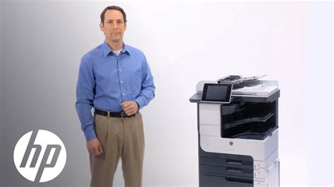 Hp laserjet pro m1536dnf full feature software and driver for windows. Introduction   HP LaserJet   HP - YouTube