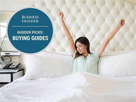 Where To Buy Pillows by The Best Pillows You Can Buy For Your Bed Business Insider