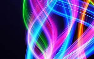 wallpapers: Colorful Lines Wallpapers