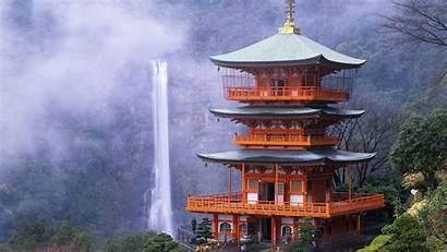 4k Japan Temple
