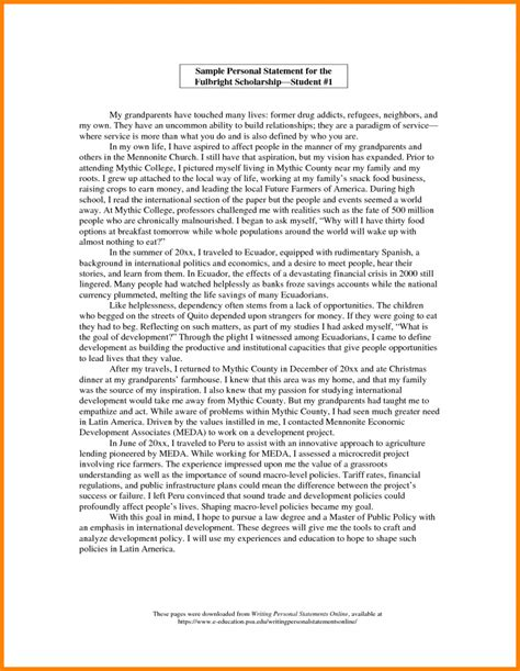 personal essay thesis statement exles 28 images