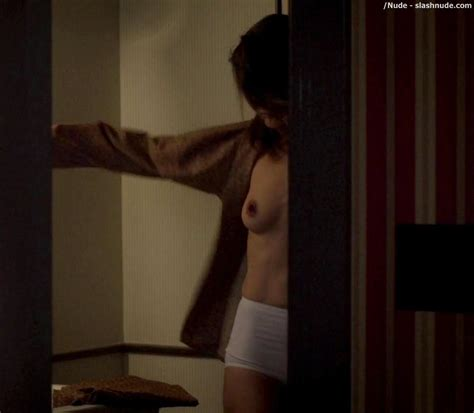Betsy Brandt Topless On Masters Of Sex Photo Nude