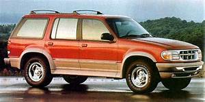 1997 Ford Explorer Review