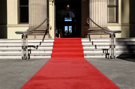 Roll Out The Red Carpet Under30ceo