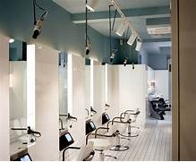 The Klinik Hair Salon Interior Design 09 HAIR SALONS FODR SZATOK Gallery For Home Petra Mechurova Hair Salon Prague Retail Design Blog Beauty Salon Interior Design Beauty Salon Interior Design Pictures