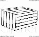 Crate Trap Clipart Animal Illustration Royalty Vector Picsburg Regarding Notes sketch template