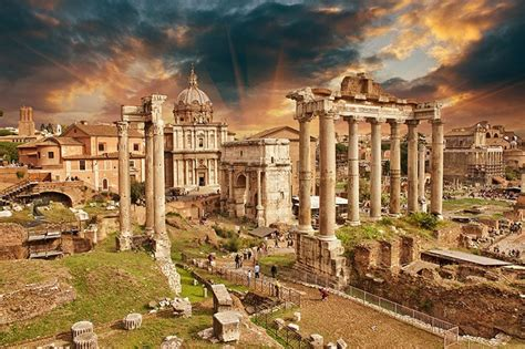 foto de 10 Interesting Facts You Didn't Know about the Roman Forum