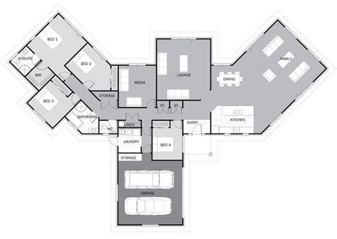 image result   shaped house plans  shaped house plans solar house plans  shaped house