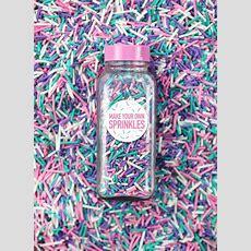 Make Your Own Sprinkles!  Bakerellacom