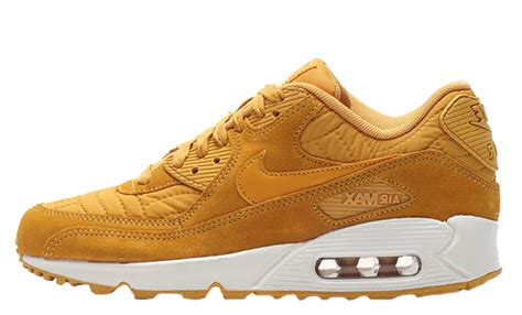 nike 90 air max nike air max 90 premium quilted pack beige the sole supplier