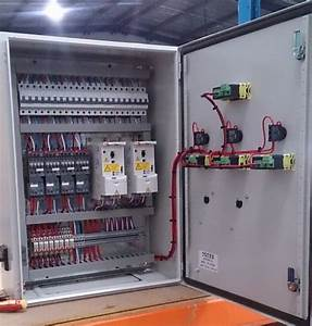 Custom Electrical Control Panels