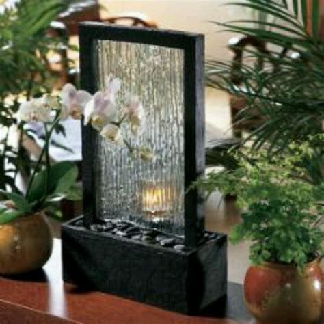 Cascading Water Fountains Indoor