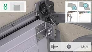 Garagentor Elektrisch Mit Einbau : anweisung zur montage der garagentore serie standard youtube ~ Orissabook.com Haus und Dekorationen