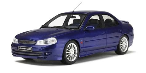 Ottomobile New Ford Mondeo St200 • Diecastsociety.com