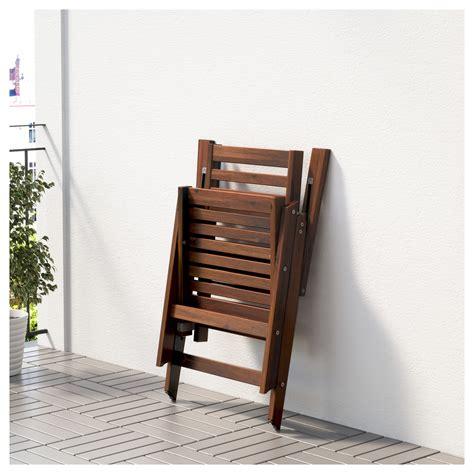 chaise pliable ikea äpplarö chaise dossier réglable extérieur pliable teinté