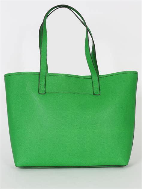 michael kors jet set saffiano green bag luxury bags