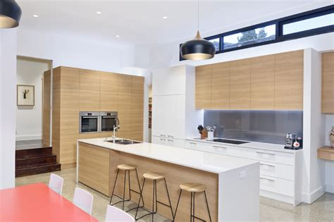 Ideas For Kitchen Colours - how to get a high end kitchen for less