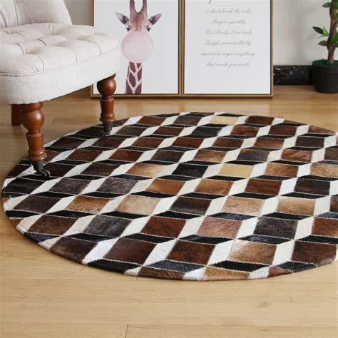 Cowhide Store by Aliexpress Buy 2018 New High Quality Patchwork