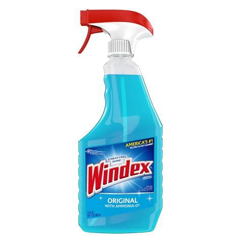 Kitchen Shower Ideas - windex 23 fl oz original glass cleaner 679598 the home depot