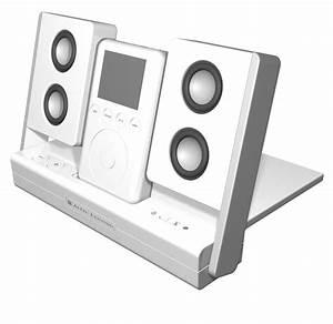 Inmotion Portable Speaker Docking Station Manuals
