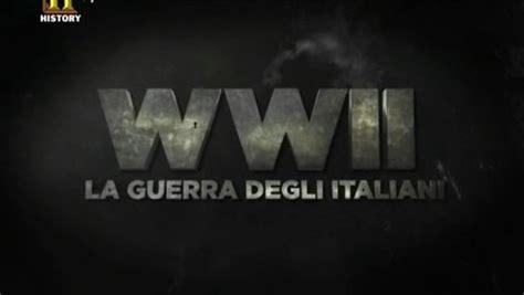 bombardamenti a tappeto documentari italy wwii la degli italiani