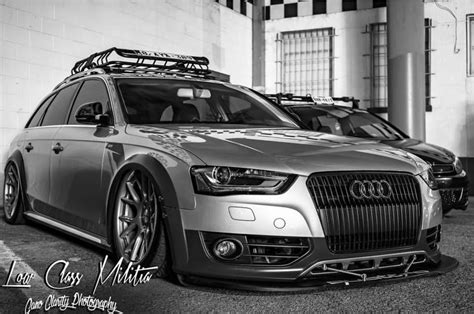 B8.5 Allroad Build